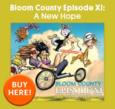Bloom County Book