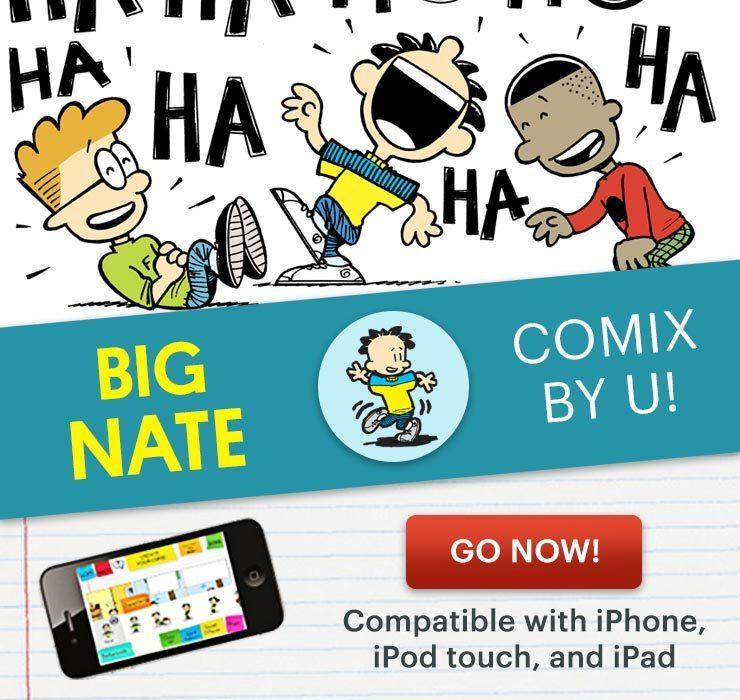 Big Nate app