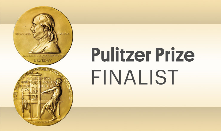 Pulitzer Prize Finalist: Editorial Cartooning