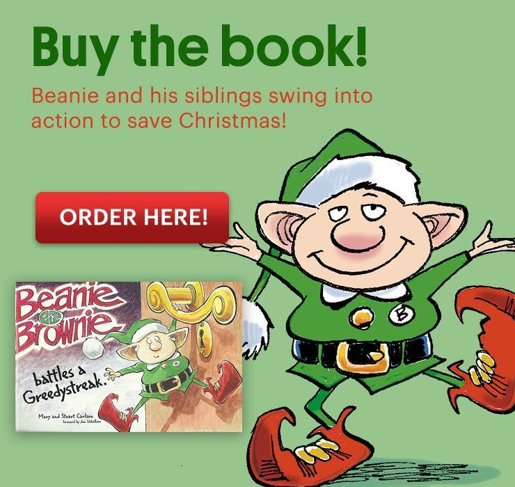 Beanie the Brownie Book