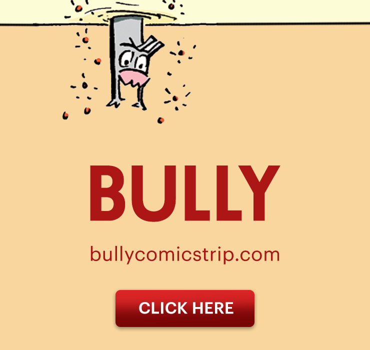 Bully Comic Website