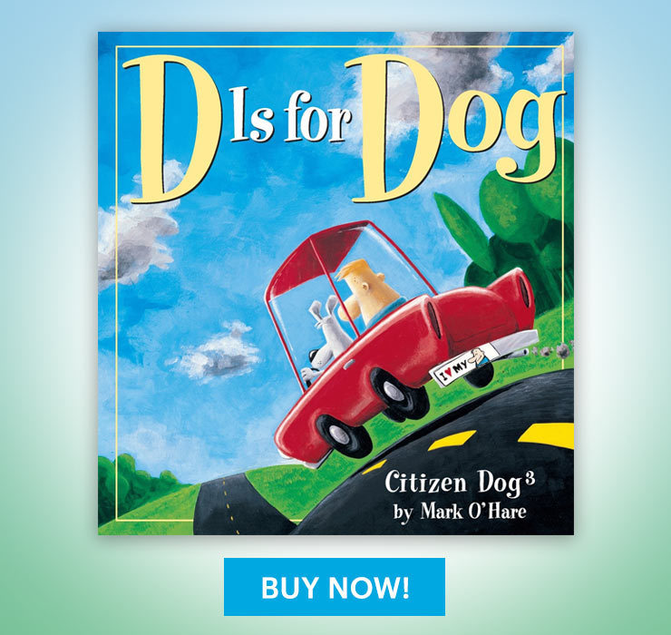 Citizen Dog Book, D is for Dog