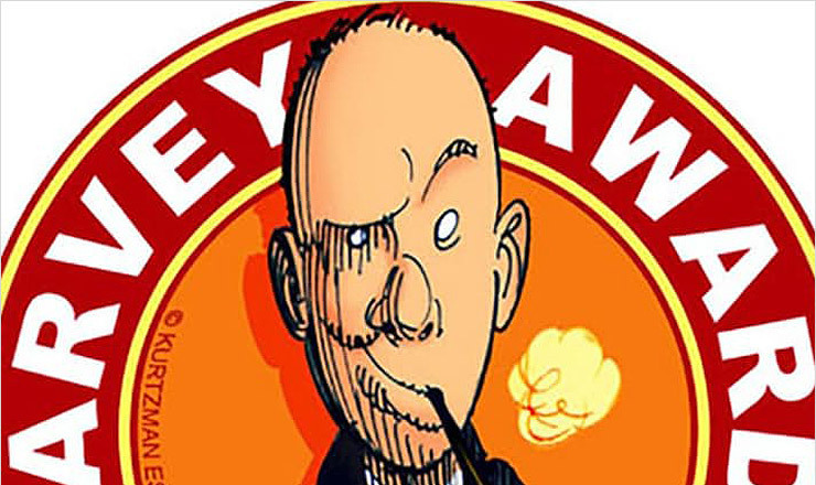 2013 Harvey Award Nominee: Best Syndicated Strip or Panel, PLUS 3 More Nominations!