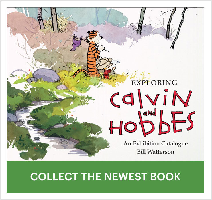 Today on Calvin and Hobbes - Comics by Bill Watterson - GoComics