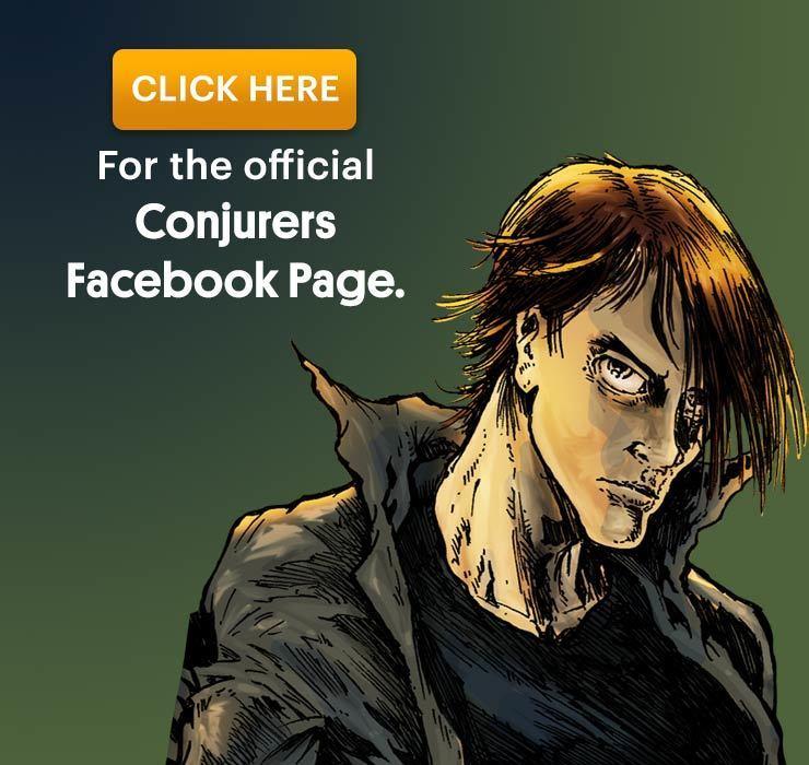 Conjurer's Facebook Page