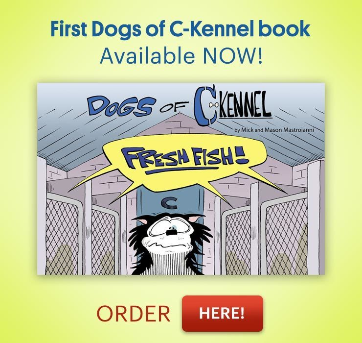 Dogs of C Kennel Book