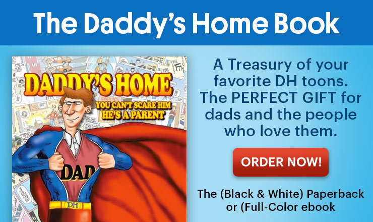 The Daddy's Home Book
