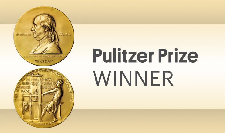 Pulitzer Prize Winner: Editorial Cartooning