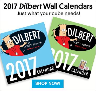 Dilbert 2017 Wall Calendars