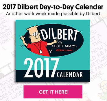Dilbert Calendar 2017