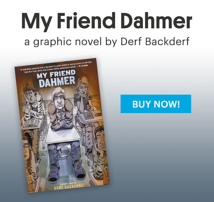 The City Book, My Friend Dahmer