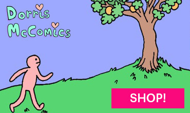 Visit the Dorris McComics Store on Big Cartel!