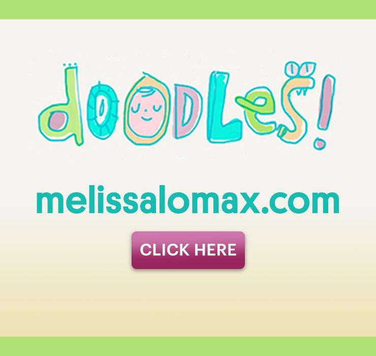Doodle Town, Melissa Lomax website