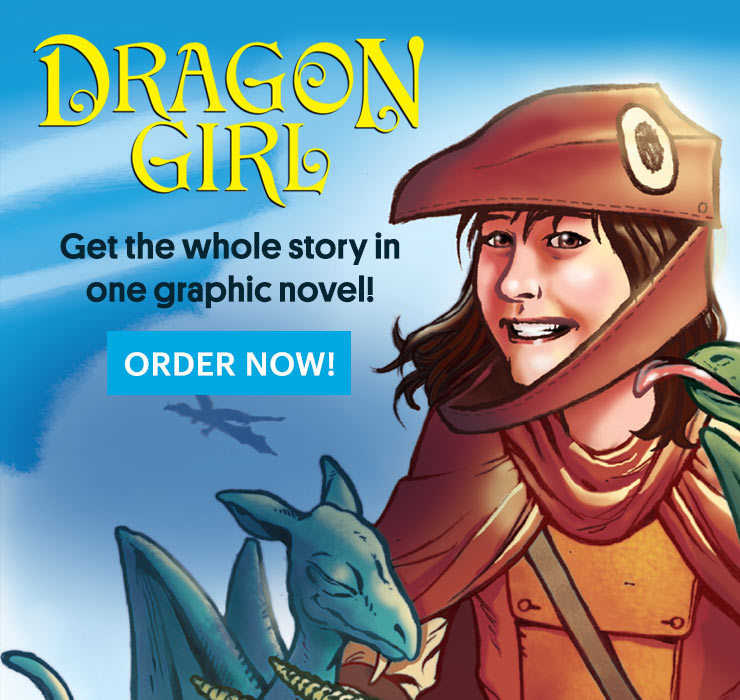 Dragon Girl Graphic Novel