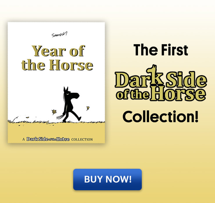 Darkside of the Horse Book