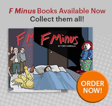 F Minus Books