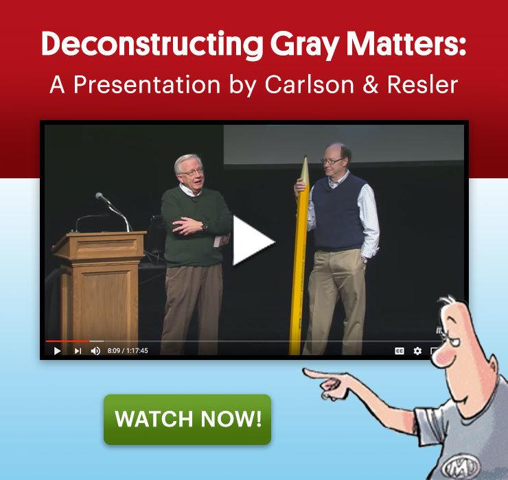 Gray Matters video