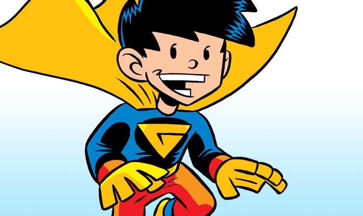 Visit the official G-Man Webcomics website!