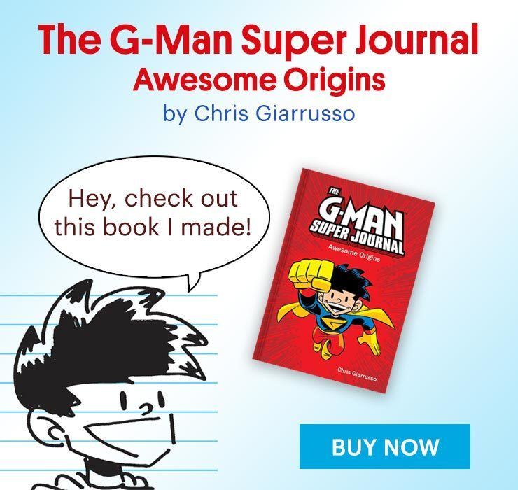 G-Man Webcomics