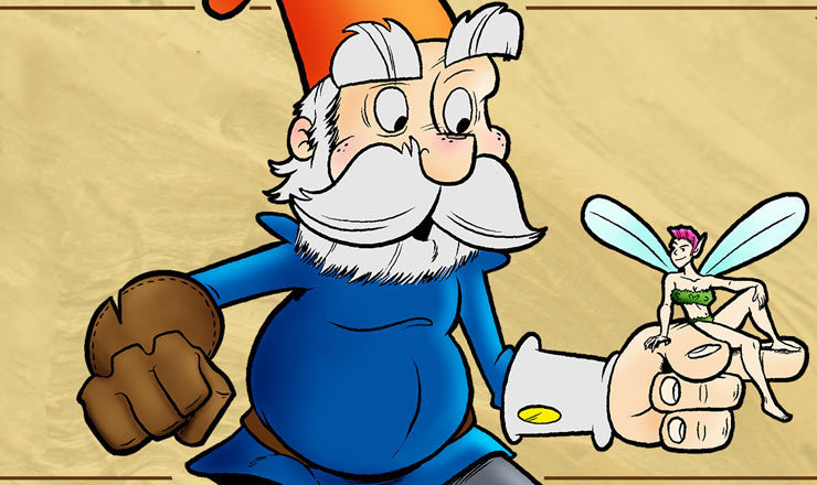Read the Gnome Syndicate from the beginning!