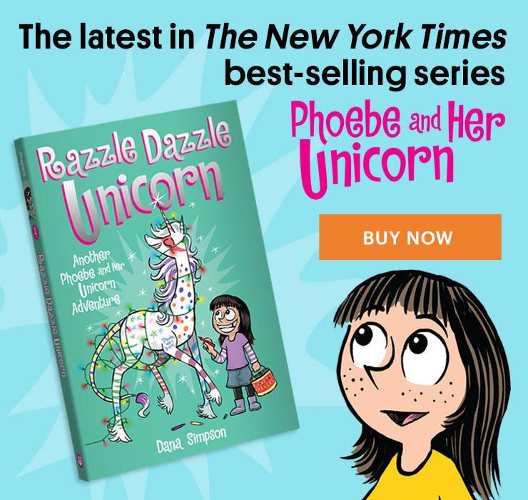 Razzle Dazzle Unicorn
