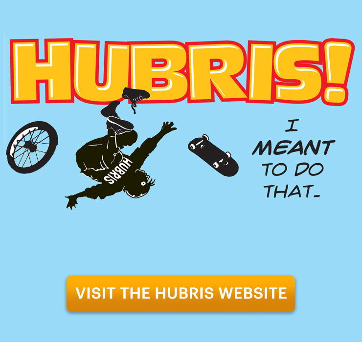 Visit the HUBRIS website!
