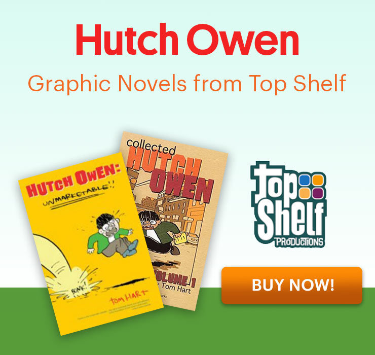 Hutch Owen books