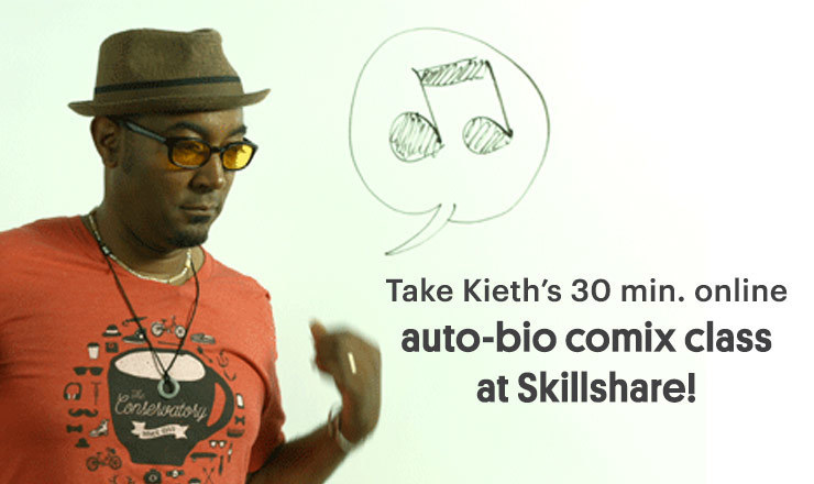 Take a class with Keith Knight!