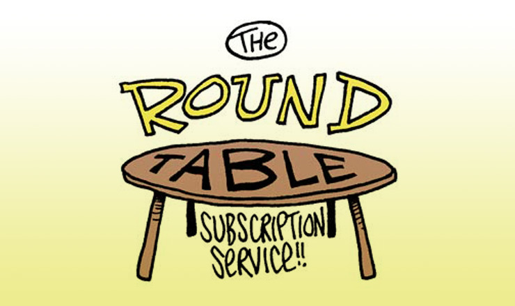 Keith Knight Round Table