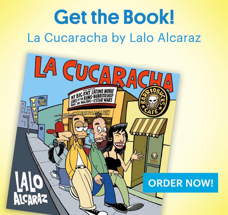 La Cucaracha book