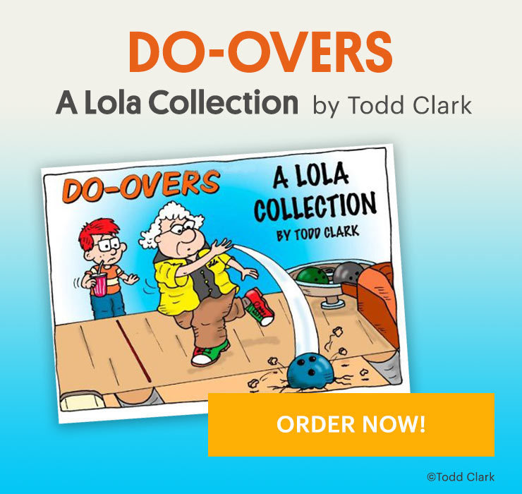 Lola Book Do-Overs