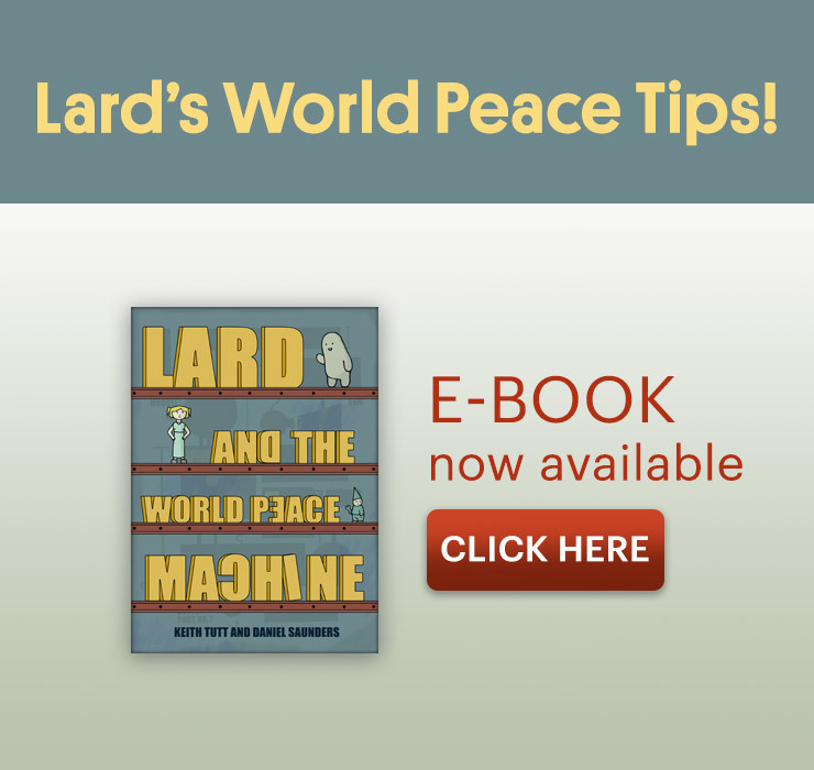 Lard's World Peace Tips EBook