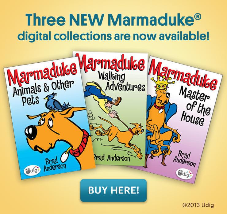 Marmaduke Books
