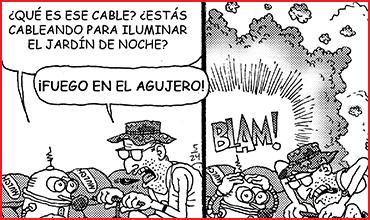 Read Monty in Spanish!