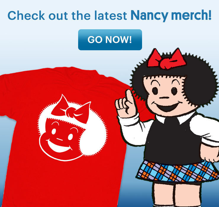 Nancy merch