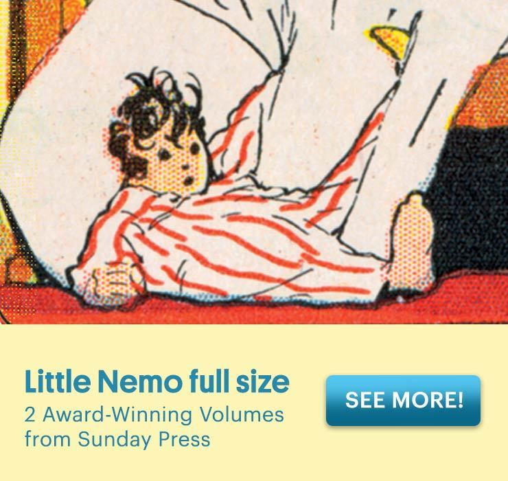 Little Nemo Book Full Size