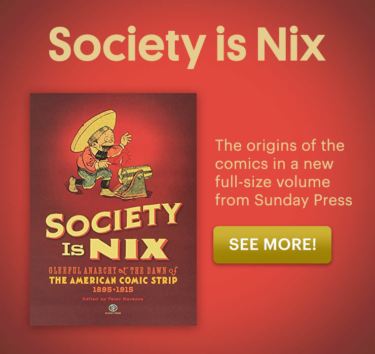 Little Nemo Book, Society is Nix