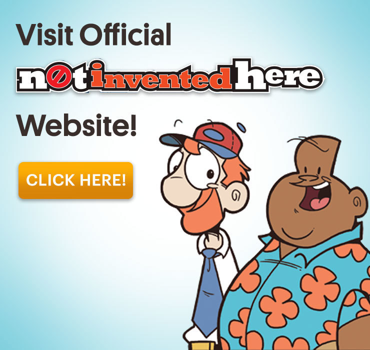 Not Invented Here website