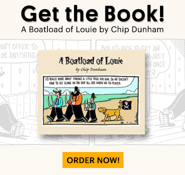 A Boatload of Louie
