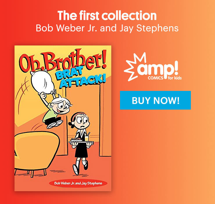 Oh, Brother! book, Brat Attack