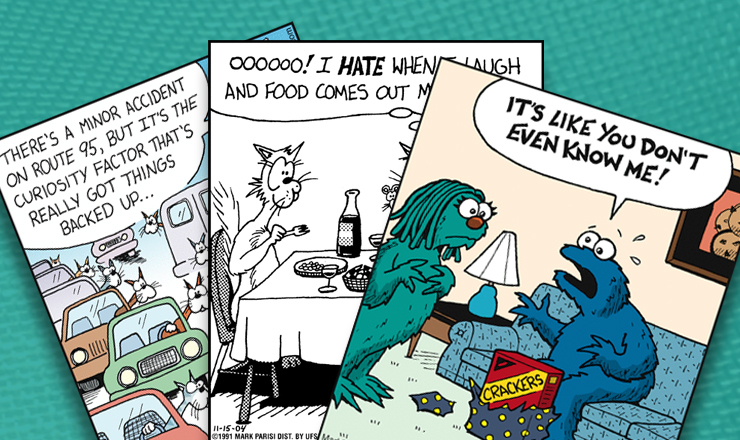 An Off the Mark Anniversary: 30 Cartoons in 30 Years (plus a couple extra)
