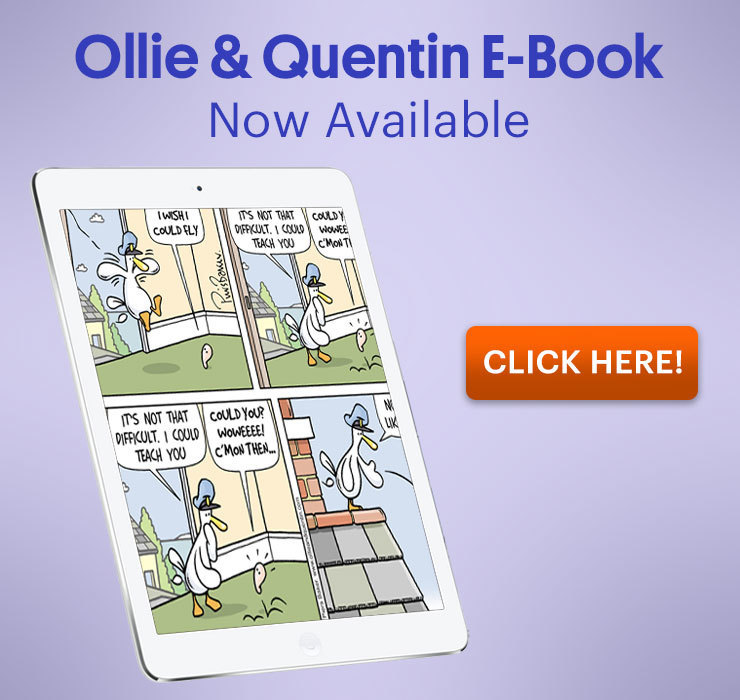 Ollie and Quentin E-Book