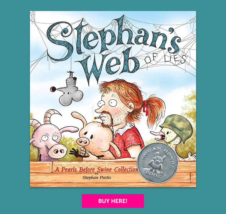 Stephan's Web Pearls Before Swine
