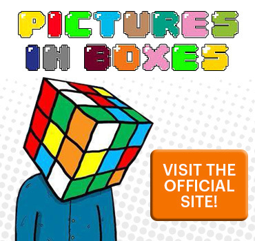 Pictures In Boxes Official Site