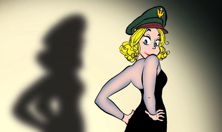 Interview with '9 Chickweed Lane/Pibgorn' comics creator Brooke McEldowney