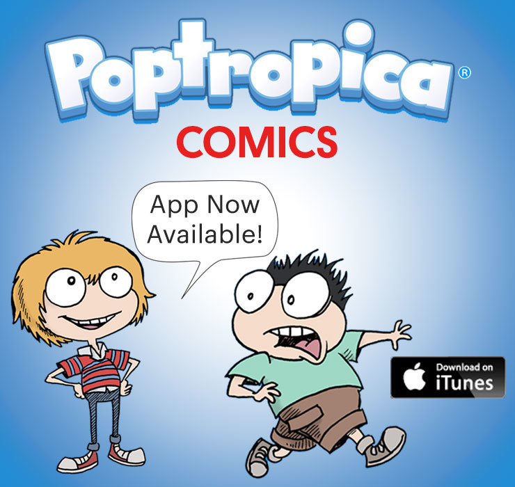 Poptropica App
