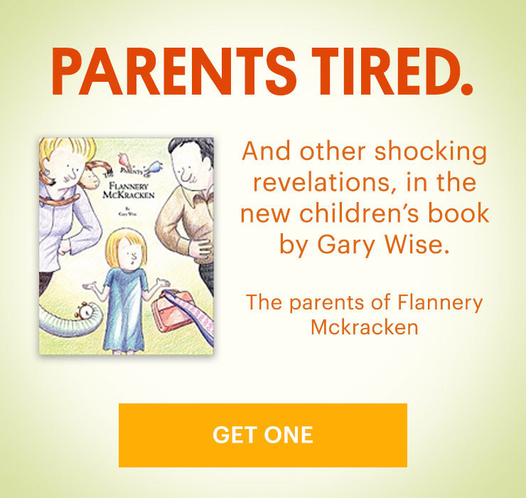Real Life Adventures Book Parents