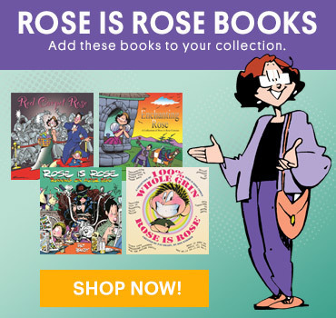 Rose is Rose books
