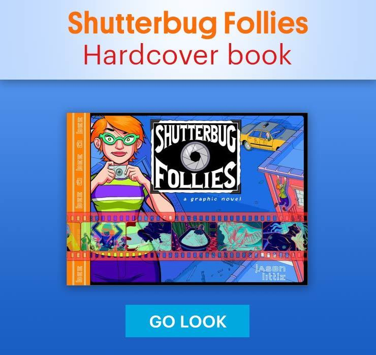 Shutterbug Follies Hardcover Book