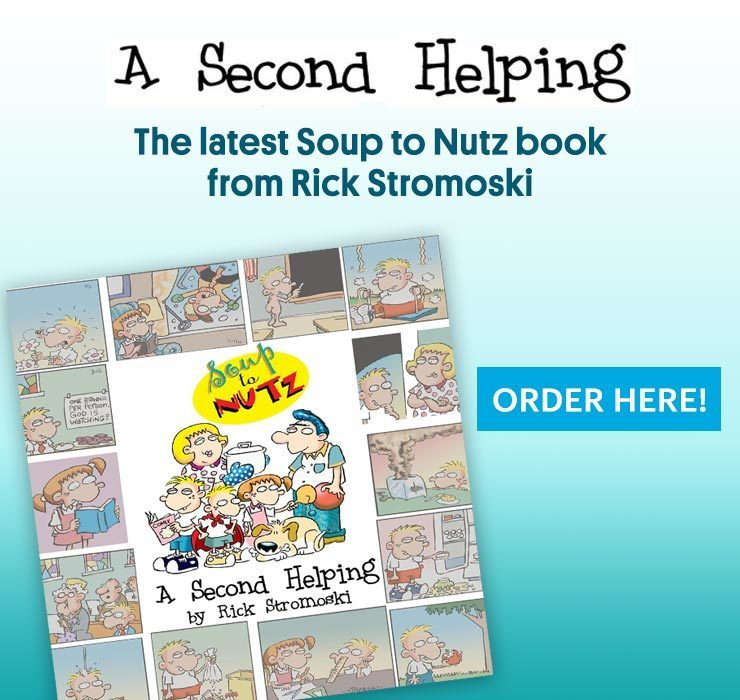 Soup to Nutz Book Second Helping